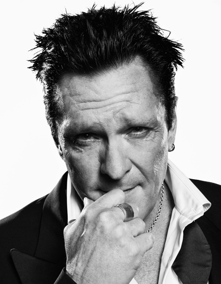 Michael Madsen for Bulldozer