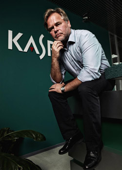 KASPERSKY FOR GQ