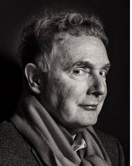MALCOLM MCLAREN FOR GQ